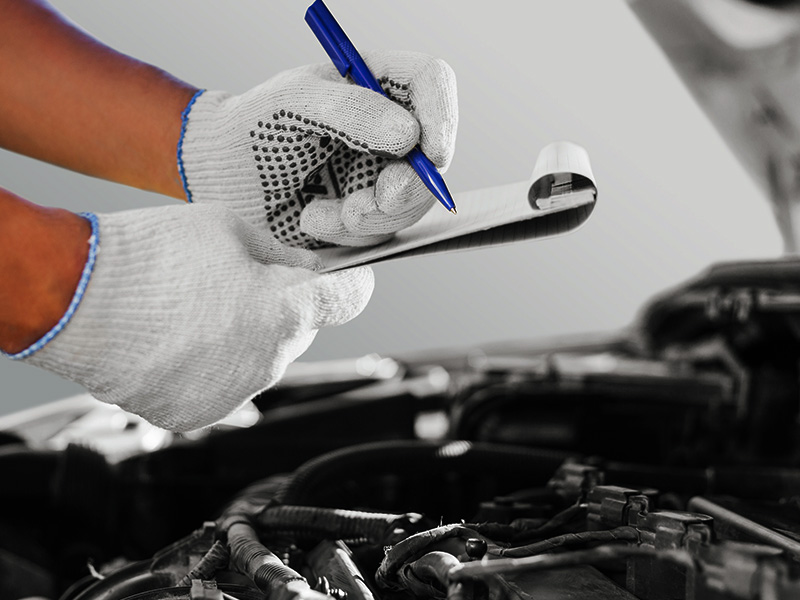 Automotive Mot And Service Booking