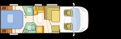 Matrix Axess 670 Sc 250x80