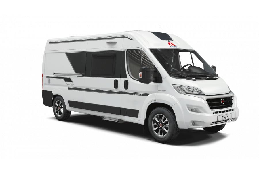 No. 2. 549 Twin Plus 600spt Front