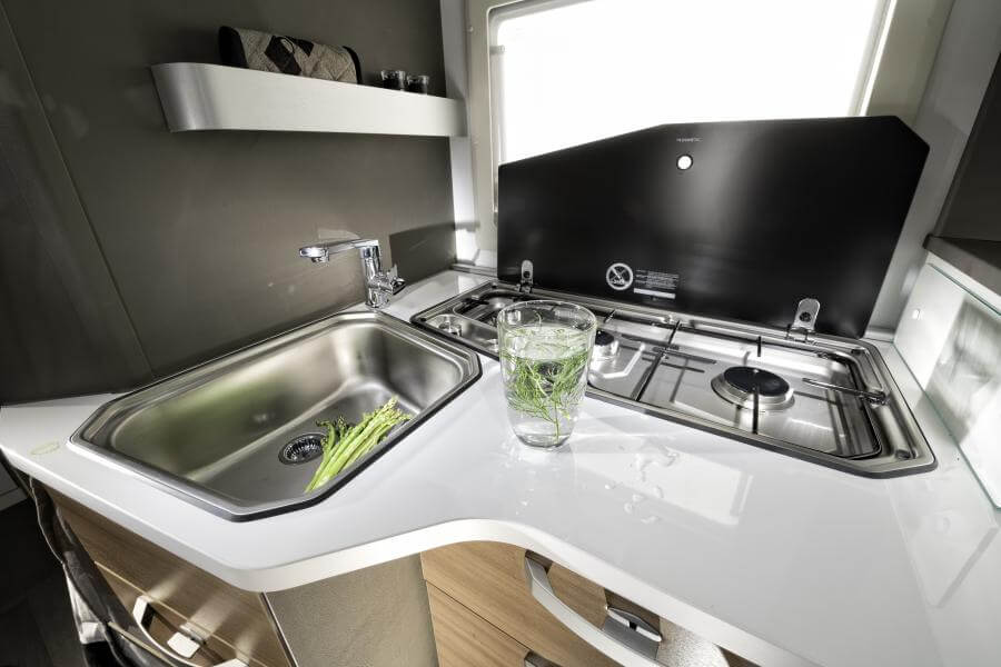 No. 11. 1624 Matrix Axess 670 Dc Detail Integrated Kitchen Sink Bc8 7049