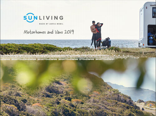Sun Living Catalogue 2019