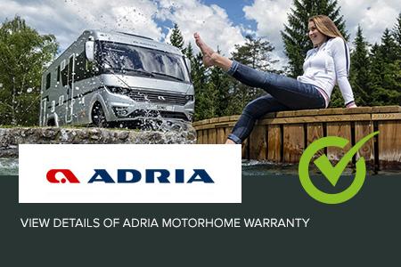 Geoff Cox Warranty Adria