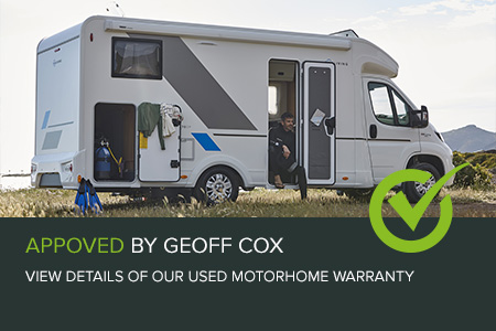 Geoff Cox Warranty Approved