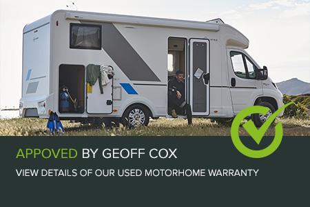 Geoff Cox Warranty Approved