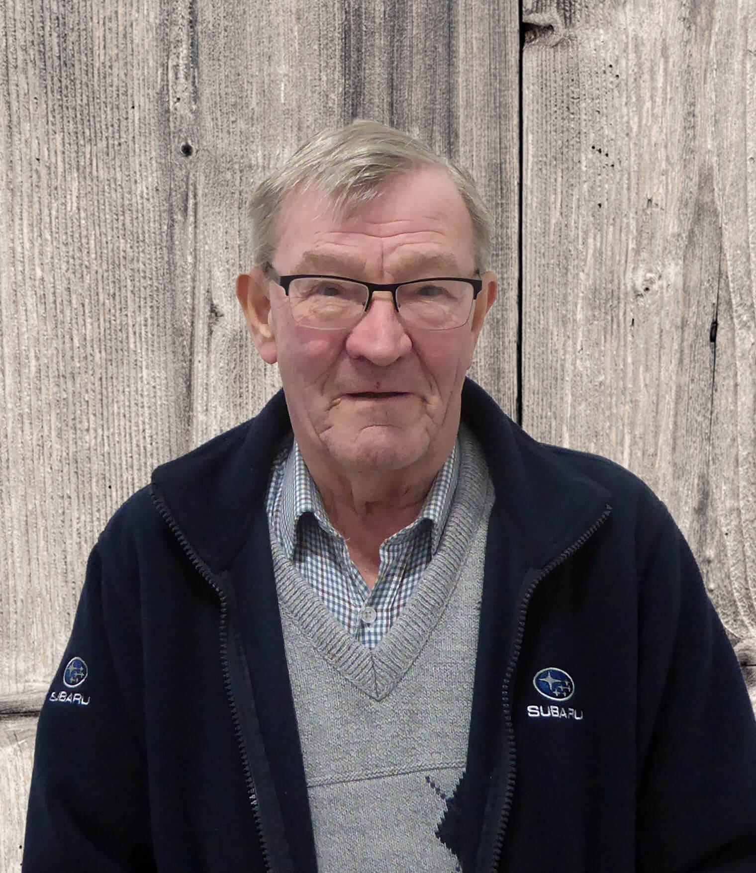 Geoff Cox Chairman