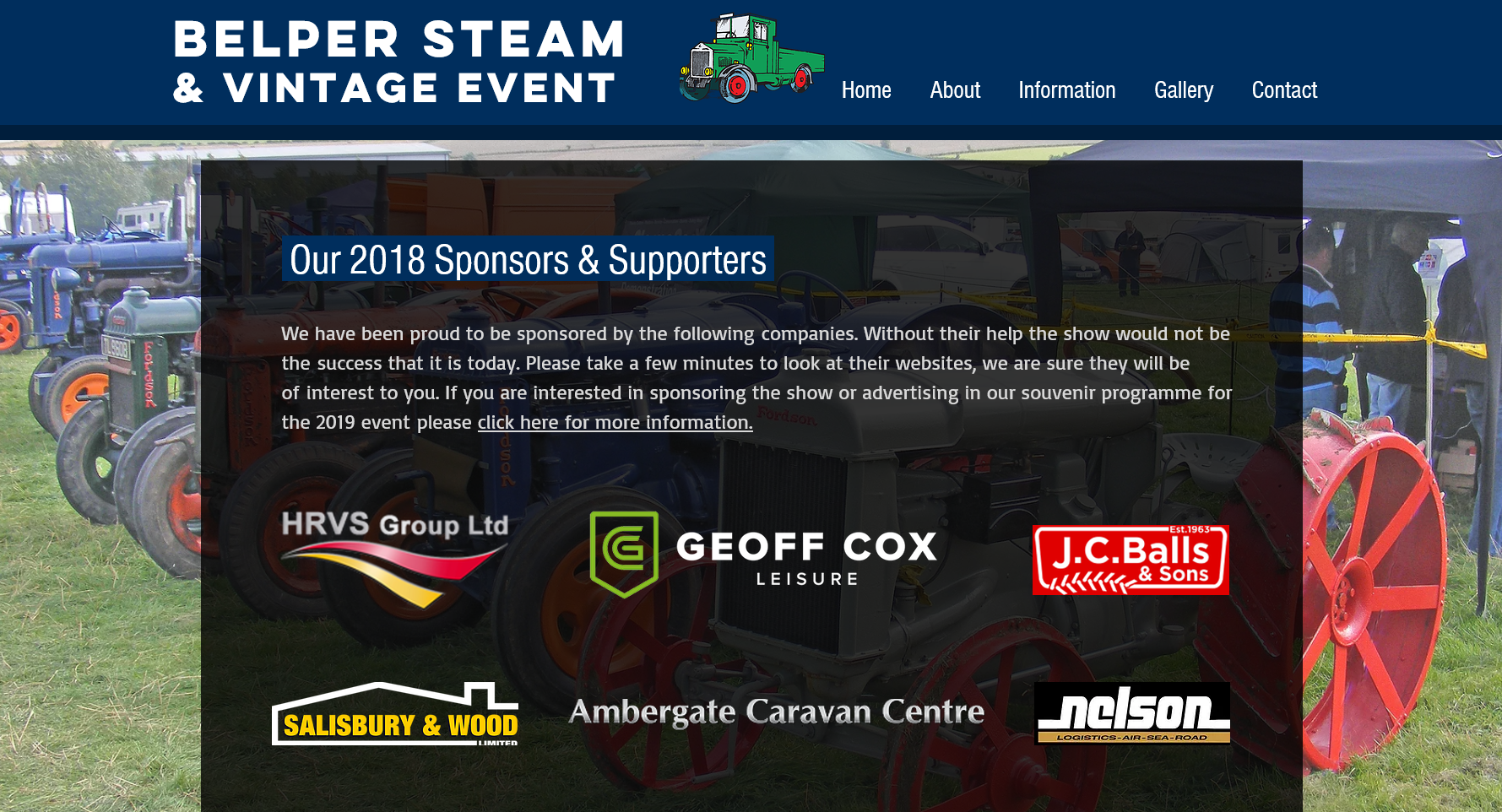 Belper Steam Rally 2019