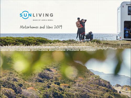 Sun Living Catalogue 2019
