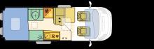Twin 640 Spx 220x70