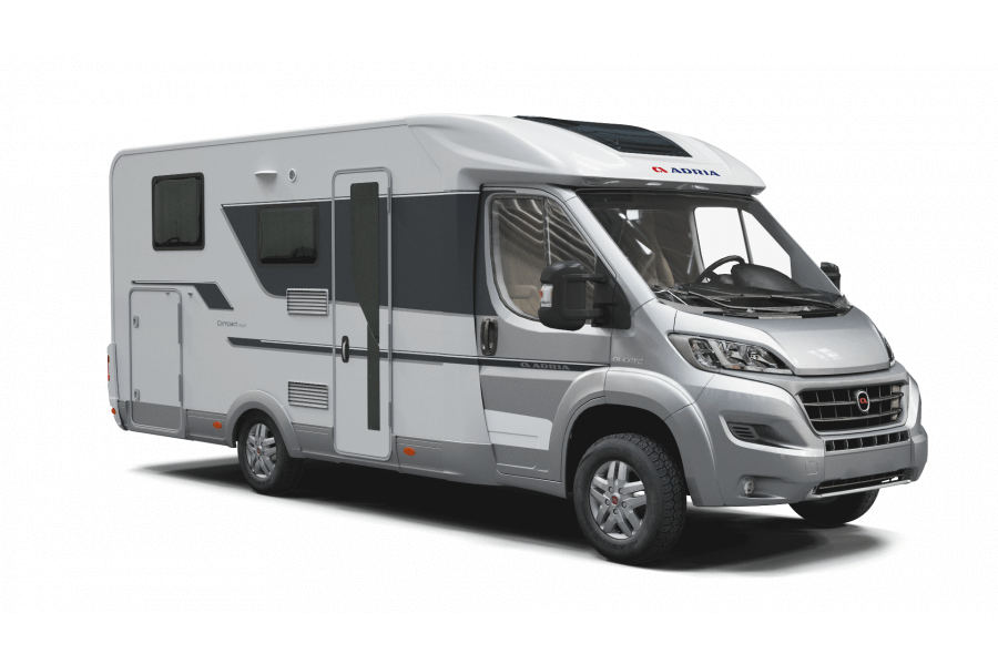 No. 2. 611 Compact Plus Front
